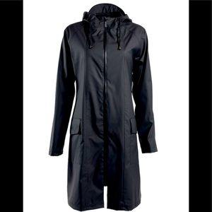 New RAINS Rain Jacket - Black Small